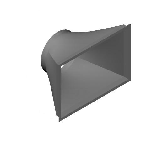 Vierkant op rond